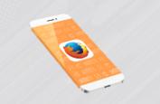 В Firefox для iOS ридер QR-кодов