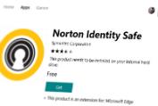 Microsoft Edge получил поддержку расширения Norton Identity Safe