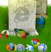 Internet Explorer 6 умер. Это признала даже Microsoft